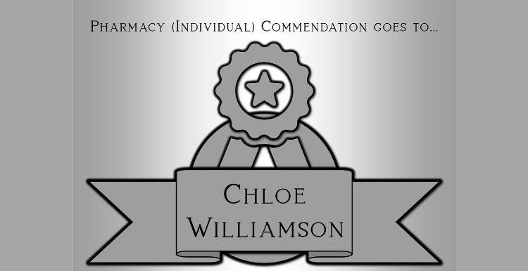 Chloe Williamson Award