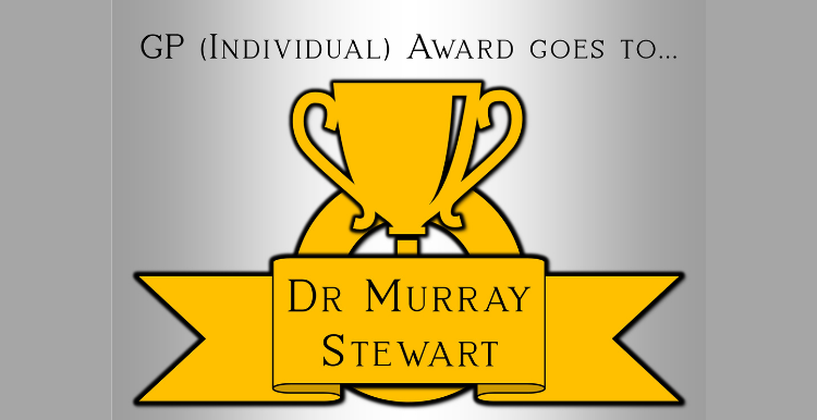 Dr Murray Stewart Award