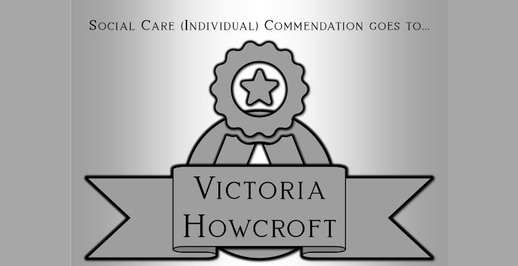 Victoria Howcroft Award