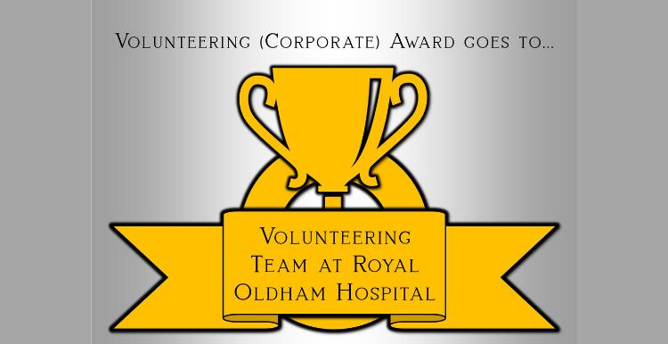 Volunteering Team Award