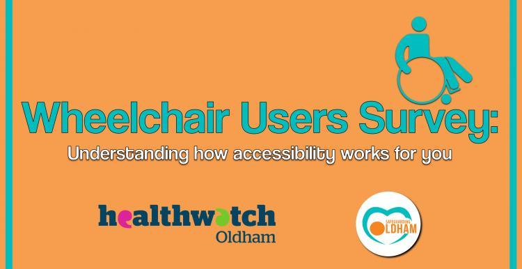 Wheelchair users survey