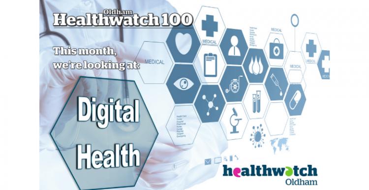 HWO 100 Digital Health Poster