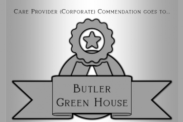 Butler Green Site Award
