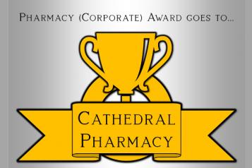 Cathedral Pharmacy Award