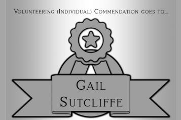 Gail Sutcliffe Award