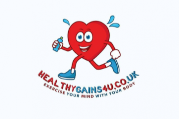 Healthy gains 4 u logo