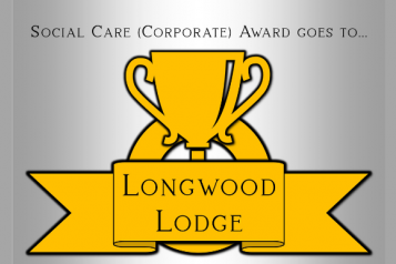 Longwood Lodge Award