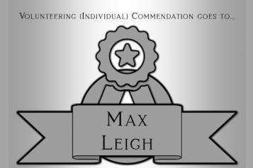 Max Leigh Award