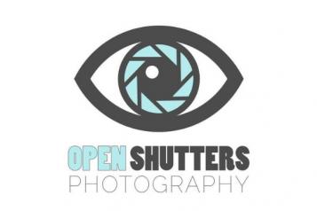 Open Shutters Logo