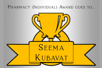 Seema Kubavat Award