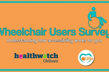 Wheelchair users survey