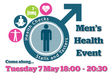 Poster of Men's Health Event