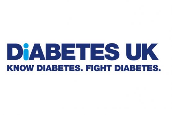 Diabetes UK logo - know diabetes. Fight diabetes.