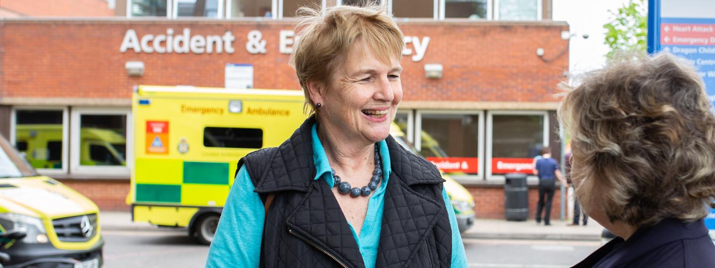 HWE Shifting the mindset: a closer look at NHS complaints slide
