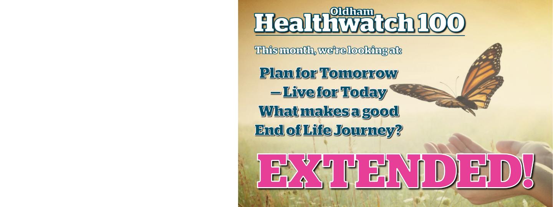 HWO100 EOL Extension Slide