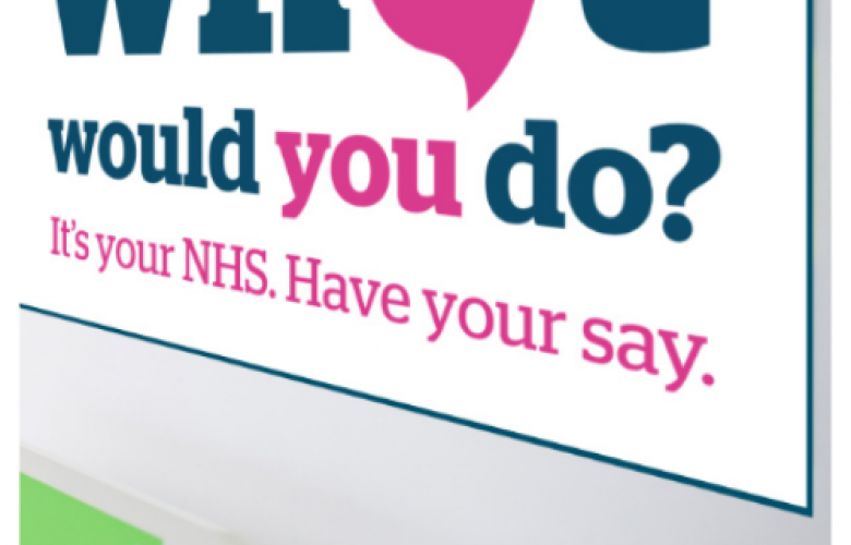 NHS 10 Year Plan Report Page Cover
