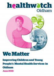 We Matter Report Cover