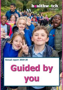 Annual report 19-20 cover